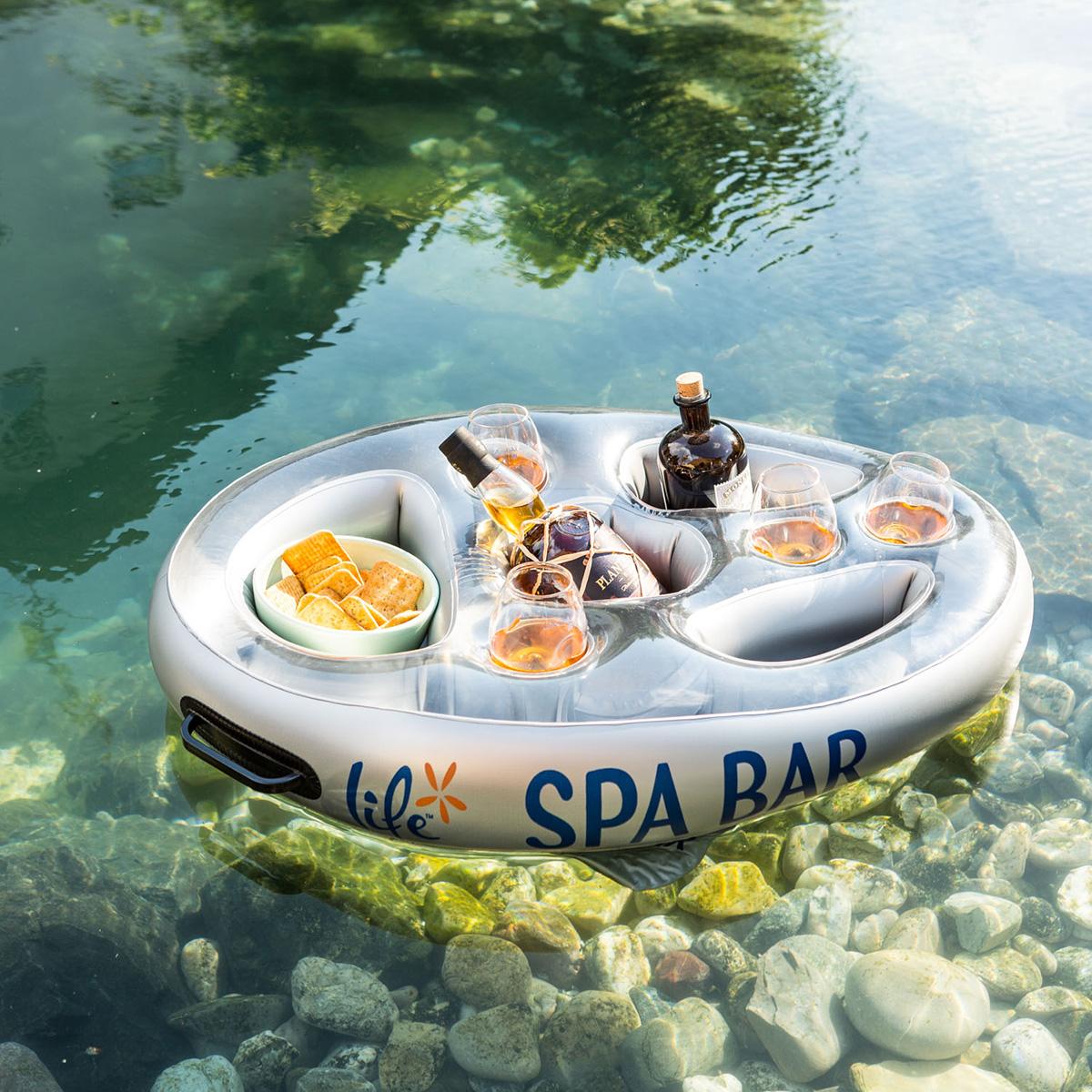 Spa und Whirl Pool Bar (AufblasBar)