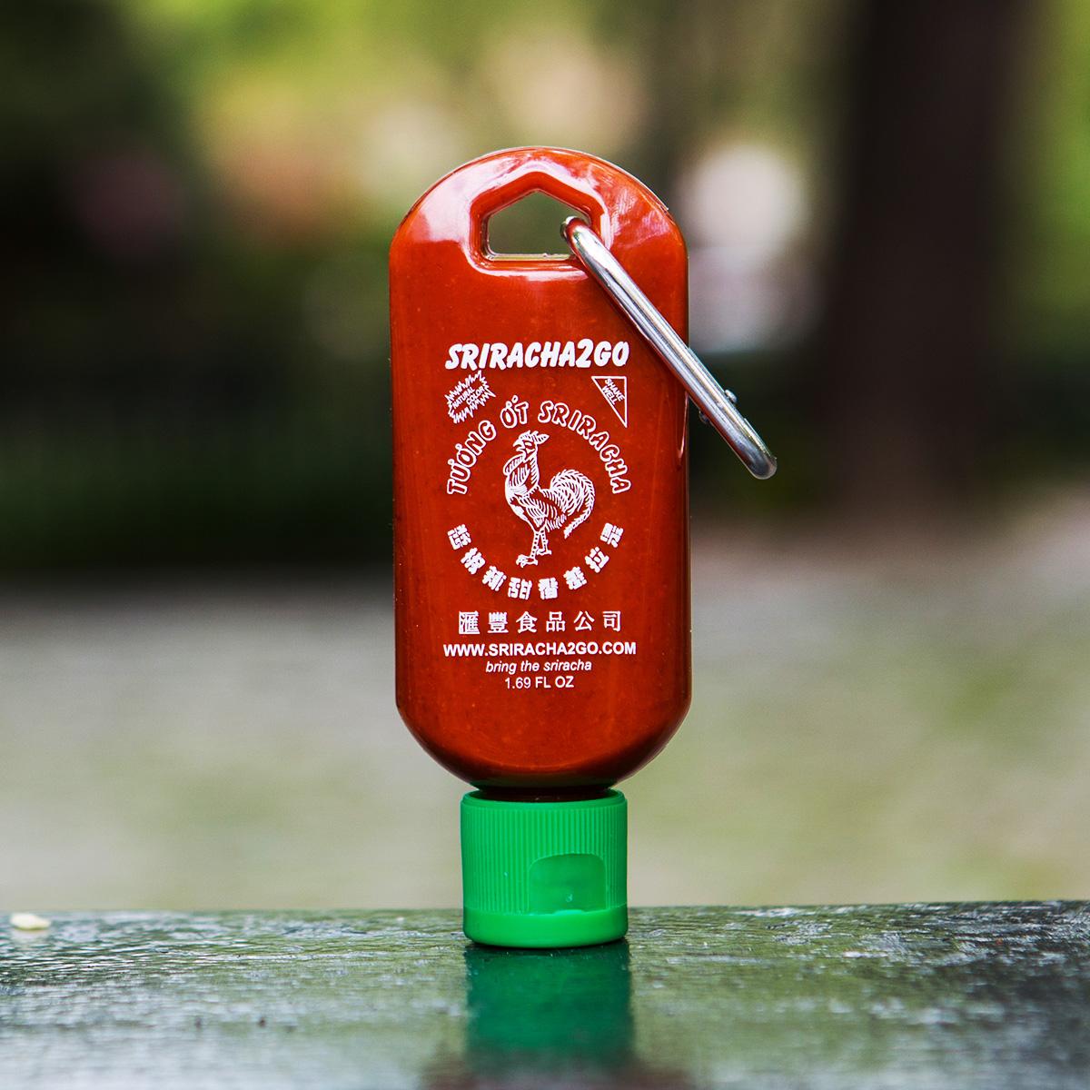 Sriracha Sauce Tuben Mini (30ml)