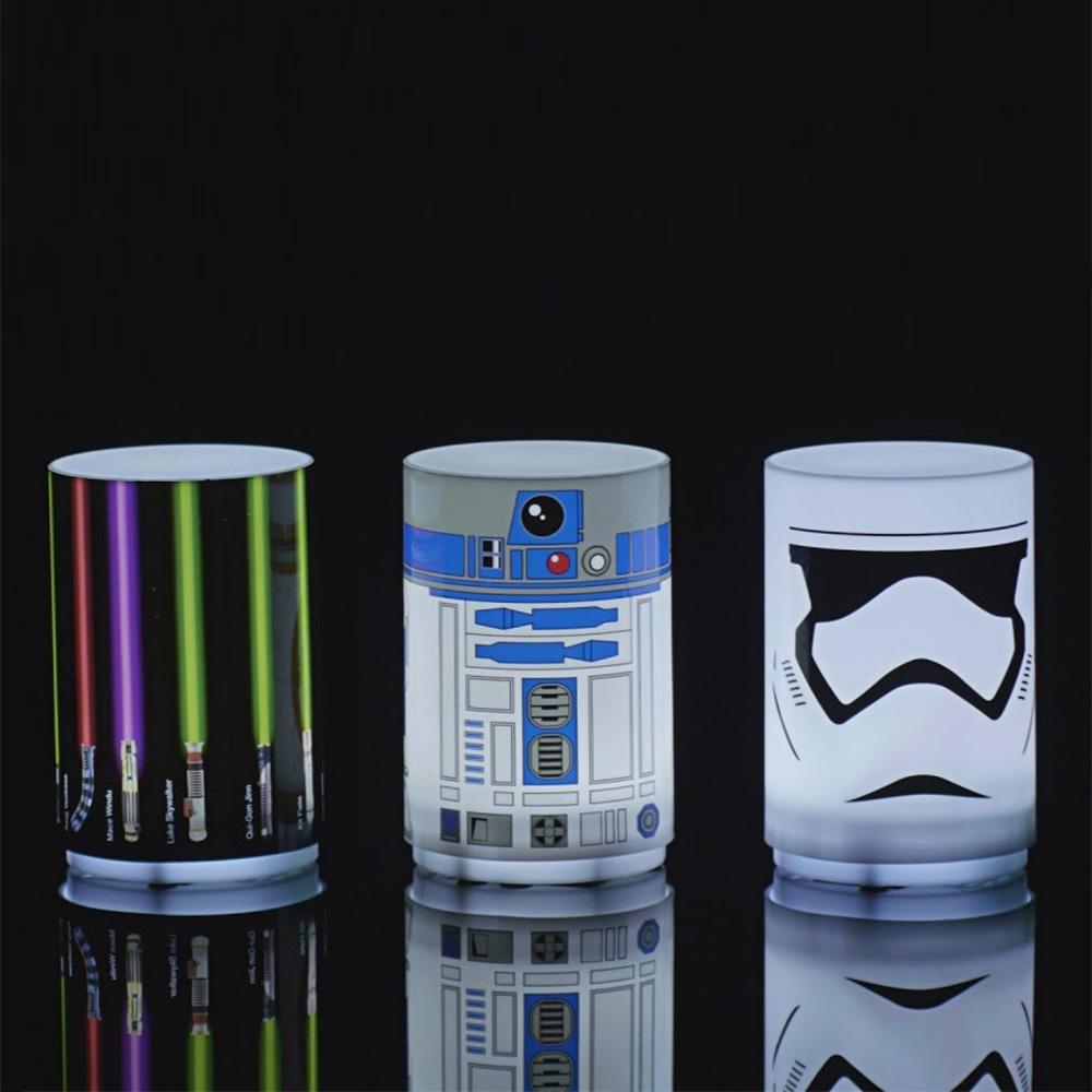 Star Wars Mini Leuchten Lichtschwerter