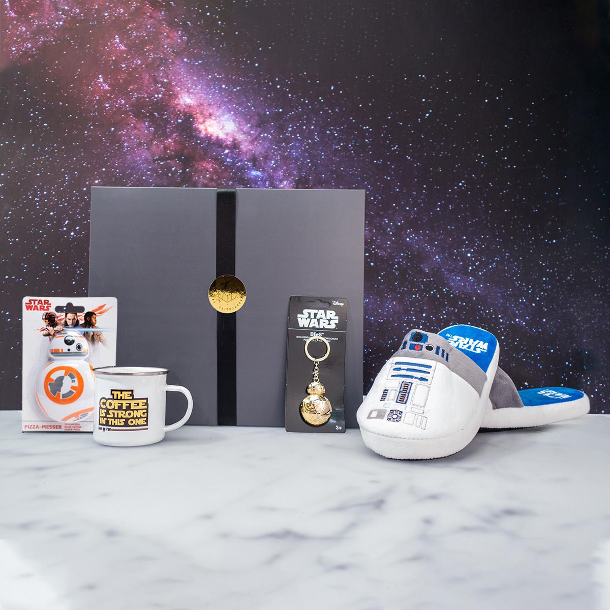 Geschenkbox Star Wars
