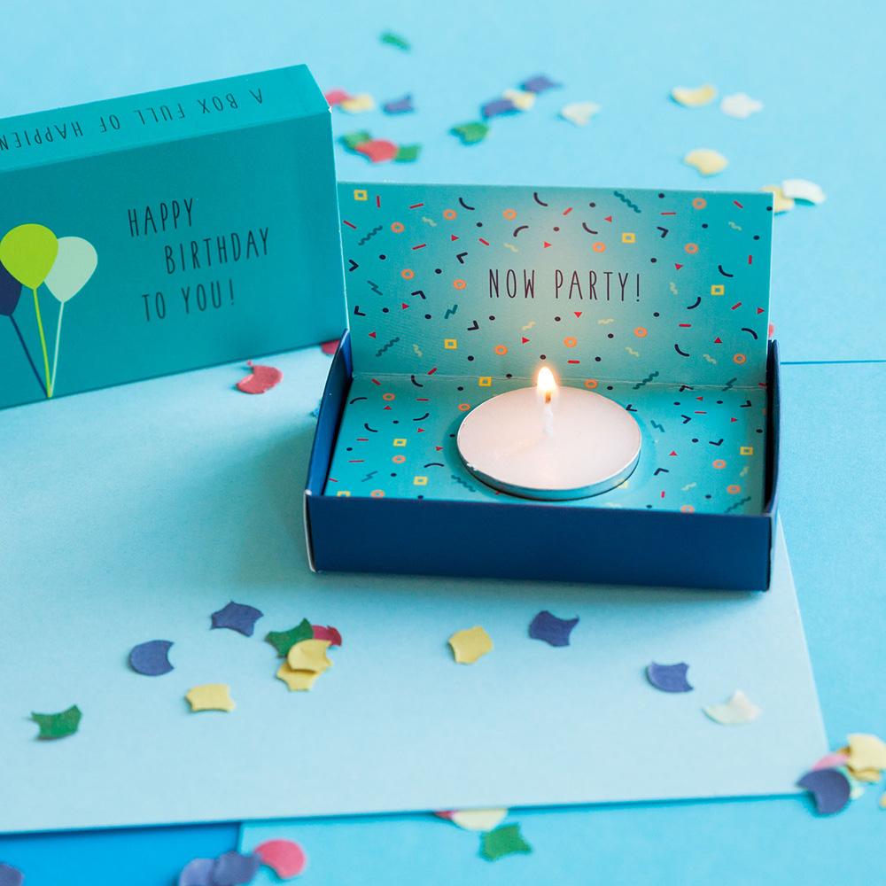 Überraschungs-Geburtstags-Box