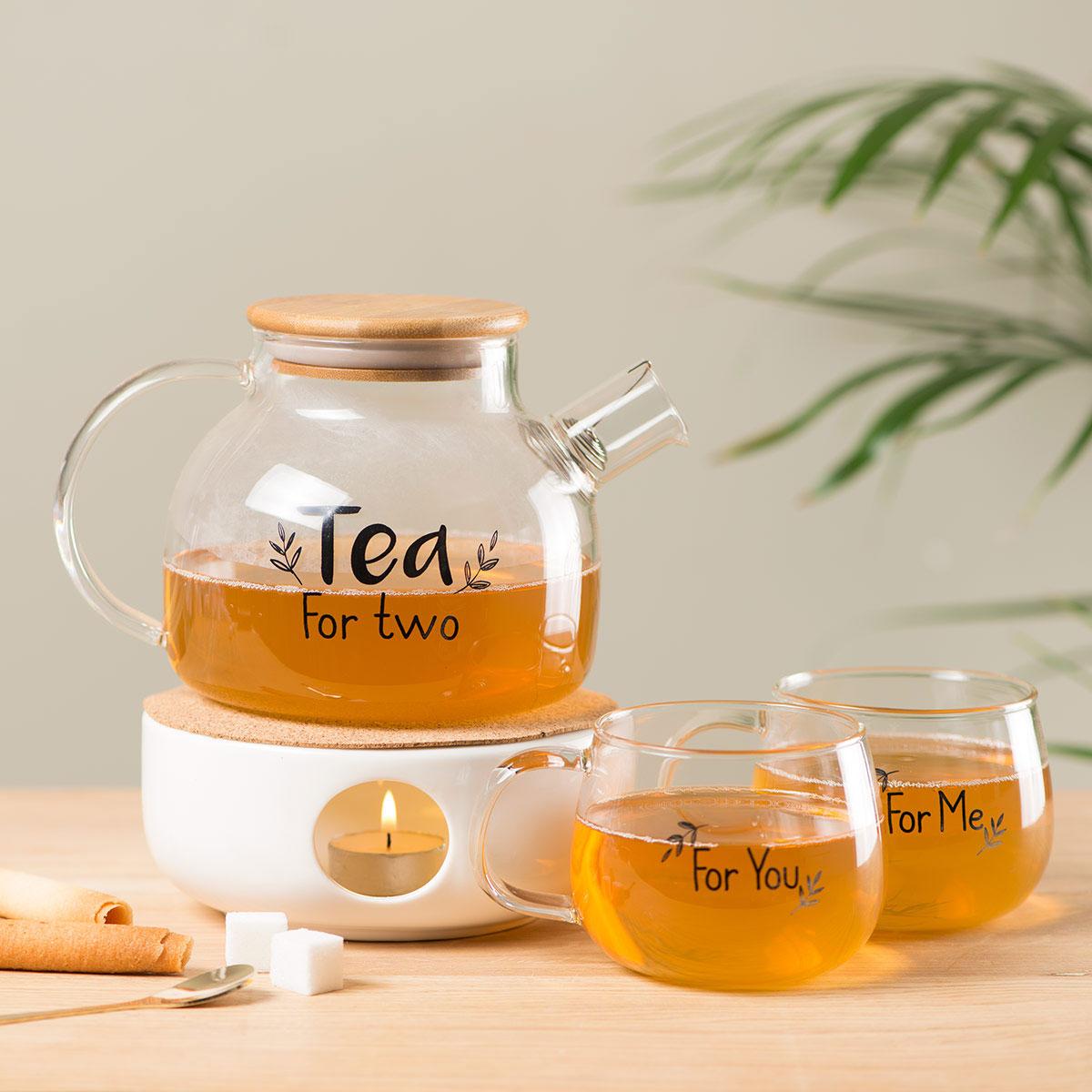 Tea For Two Tee Set