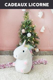 Cadeaux licorne